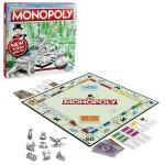 Игрушка Games классическая Монополия. Обновленная C1009 Hasbro
