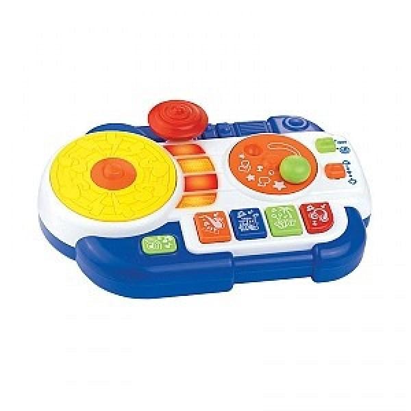 Музыкальная игрушка Диджейский пульт, шт
