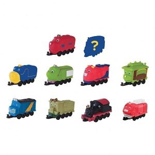 38720 CHUGGINGTON Игровой набор Веселые паровозики из Чаггингтона