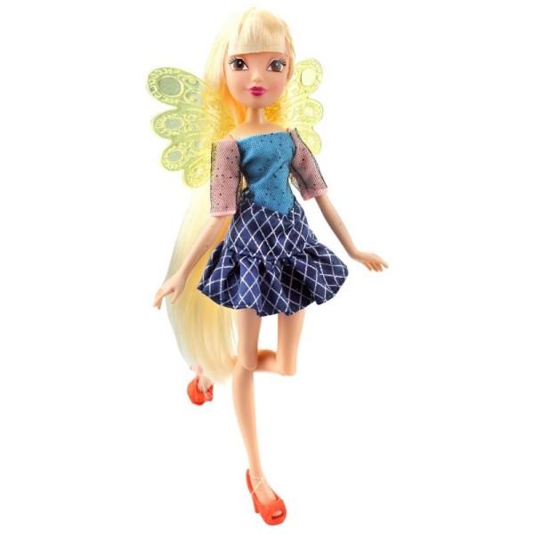 IW01541803 Winx Кукла Winx Club Два наряда - Стелла