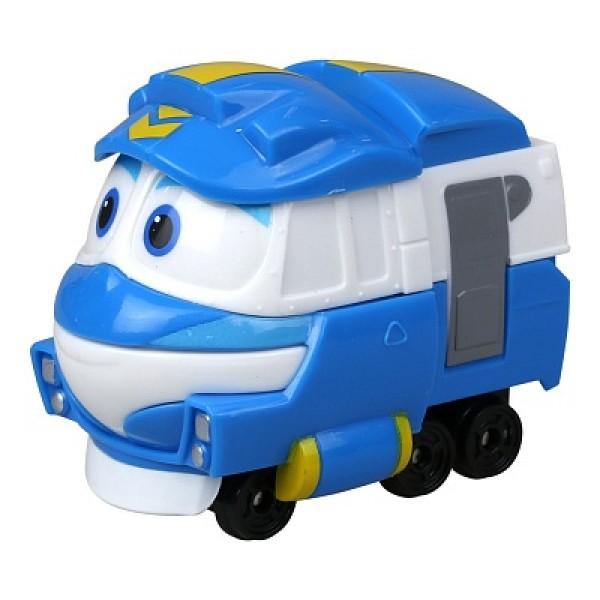 80155 Silverlit Robot Trains Паровозик Кей