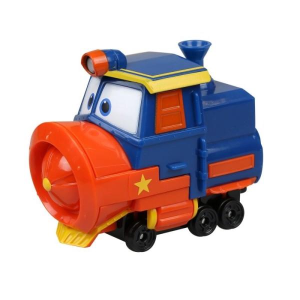 80159 Silverlit Robot Trains Паровозик Виктор