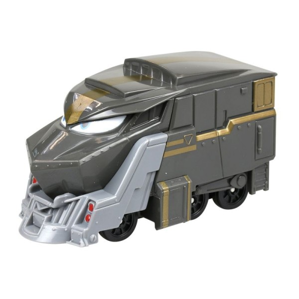 80160 Silverlit Robot Trains Паровозик Дюк