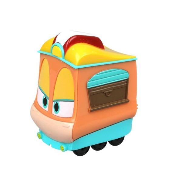 80161 Silverlit Robot Trains Паровозик Джейни
