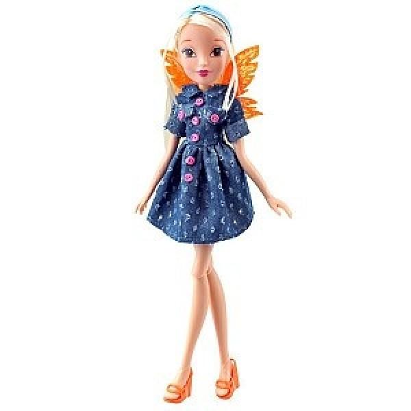 IW01571803 Winx Кукла Winx Club Стильная штучка - Стелла