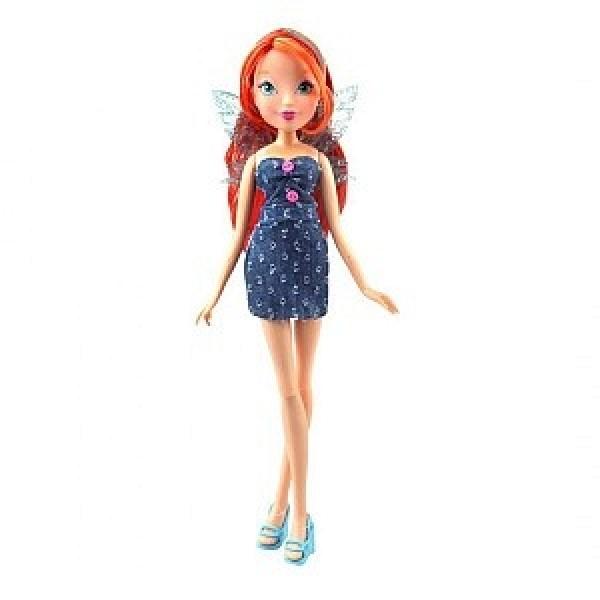IW01571801 Winx Кукла Winx Club Стильная штучка - Блум