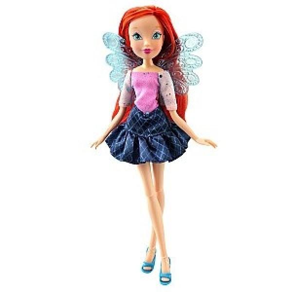 IW01541801 Winx Кукла Winx Club Два наряда - Блум