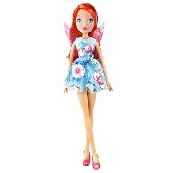 IW01561801 Winx Кукла Winx Club Магическое сияние - Блум