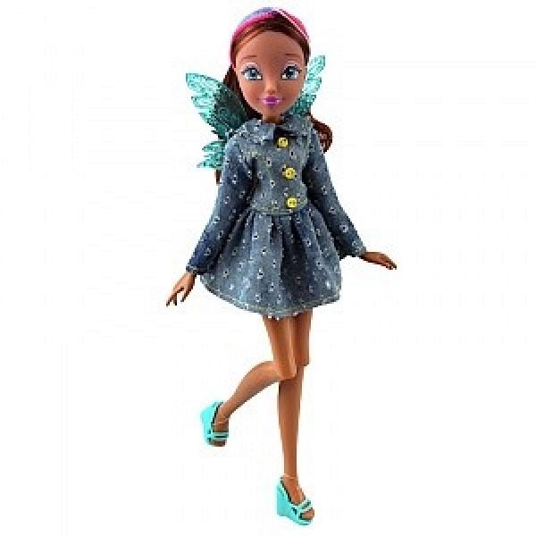 IW01571805 Winx Кукла Winx Club Стильная штучка - Лейла
