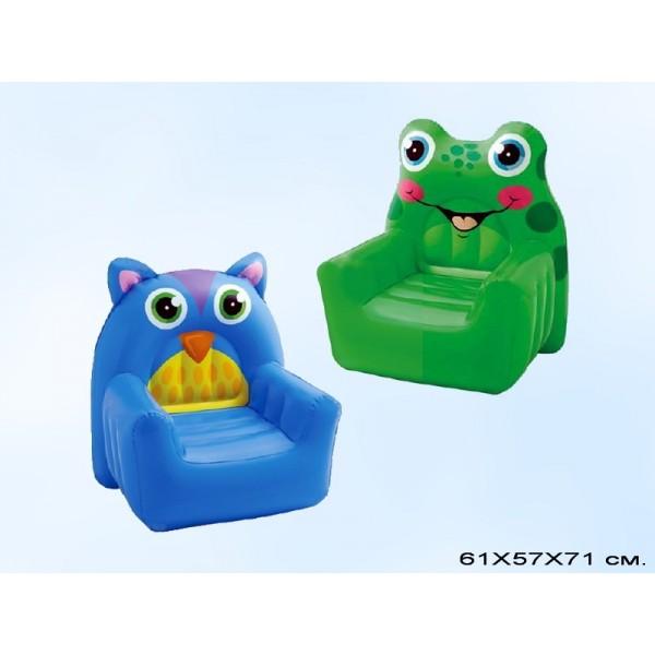 с68596 Intex Надувное кресло для детей