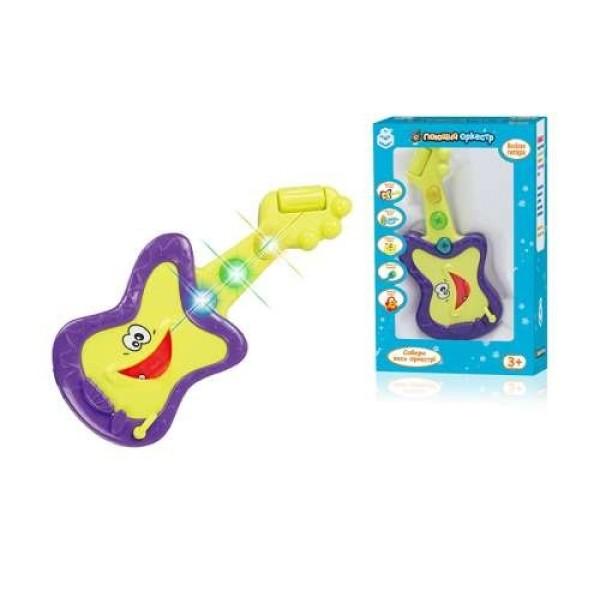 Музыкальная игрушка Поющий оркестр Веселая гитара Т58938 1Toy