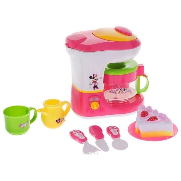 Minnie Mouse Набор с кофеваркой