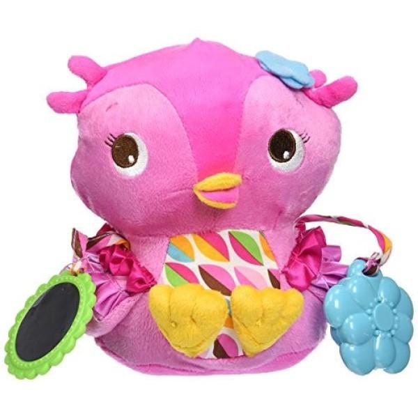 Развивающая игрушка «Совушка»