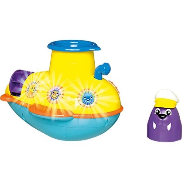 Смотровая подводная лодка