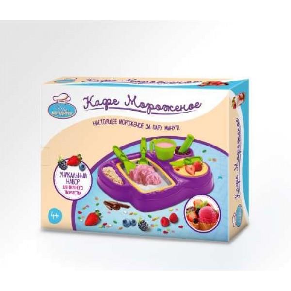 Набор кулинарного творчества Шеф-Кондитер - Кафе Мороженое 7 деталей Т14362 1Toy