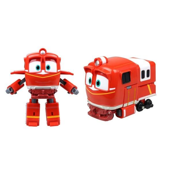 80165 Silverlit Robot Trains Альф