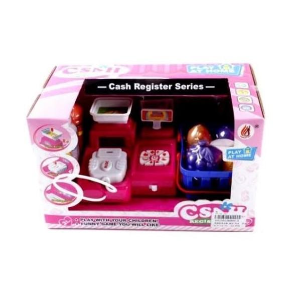 B1451592 Shantou Gepai Игровой набор Кассовый аппарат с аксессуарами