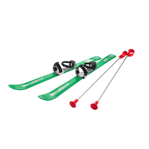 1373650 Gismo Riders Детские лыжи с палками и креплениями Baby Ski