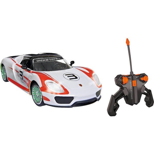 Машина р/у Porsche Spyder