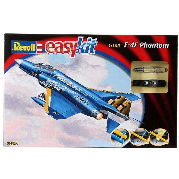 Набор для сборки Самолет Истребитель F-4 Phantom, 6643 REVELL