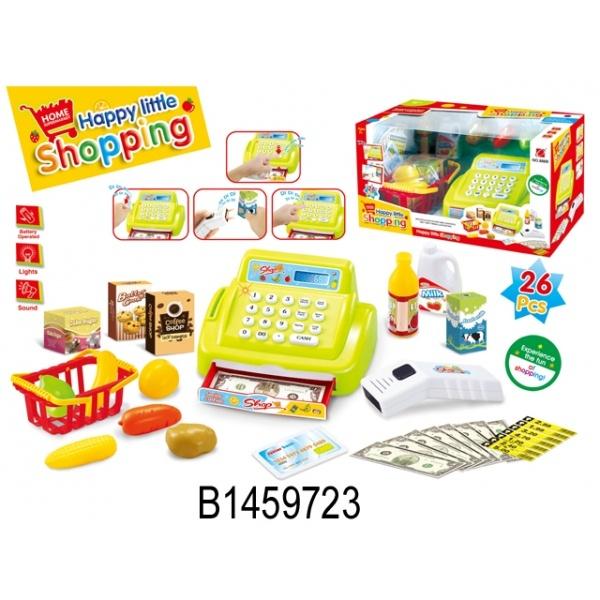 B1459723 Shantou Gepai Игровой набор Кассовый аппарат с аксессуарами