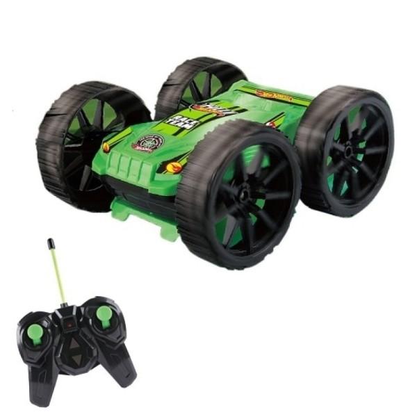 Т10978 Hot Wheels трюковая машина-перевёртыш 360° на р/у