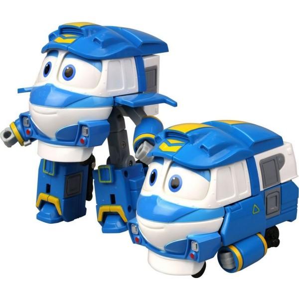 80164 Silverlit Robot Trains Трансформер Кей