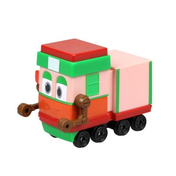 80162 Silverlit Robot Trains Паровозик Вито