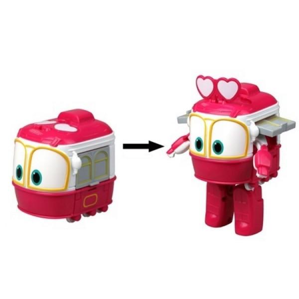 80167 Silverlit Robot Trains Трансформер Сэлли