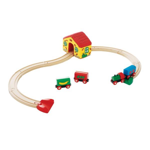 Моя первая железная дорога 33700 BRIO