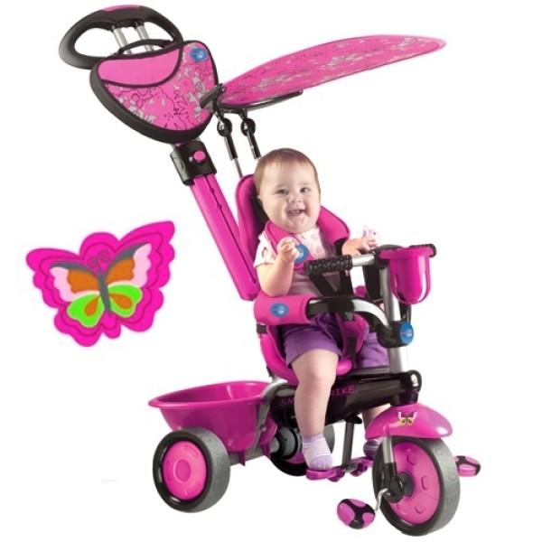 1570200 Smart Trike Велосипед Smart Trike Zoo Butterfly