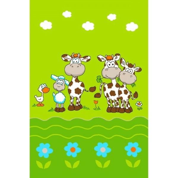 H00423961 Нева Тафт Детский ковёр Коровки