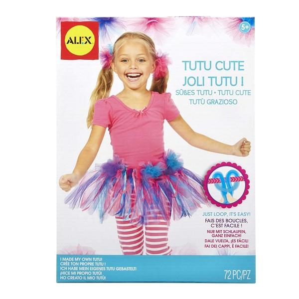 Набор Создай юбочку-пачку балерины, 366W Alex