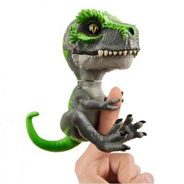 Интерактивный динозавр Треккер 12 см WowWee 3788