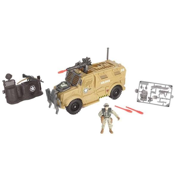 Набор: Бронемобиль пехоты, 521005 CHAP MEI