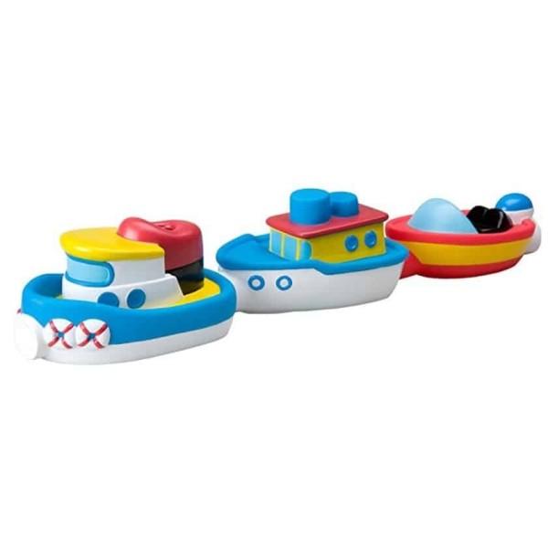 """Игрушка для ванны """"Магнитные лодочки"""", 823W Alex"""