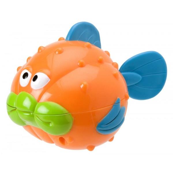 "Игрушка для ванны""Рыба-ёж"", 850W Alex"