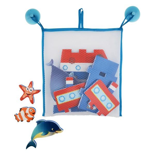 """Стикеры для ванны """"Построй параходик"""", BB014 Barney&Buddy"""