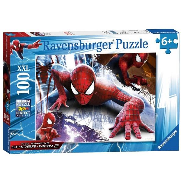 Пазл Человек-паук XXL 200шт 12685p Ravensburger