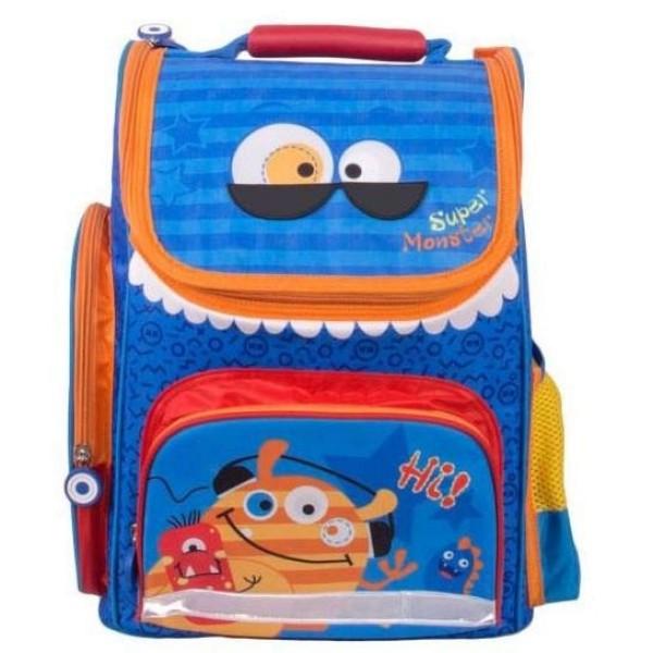 M18Gulliver Школьный рюкзак Монстрик Гошик (синий)