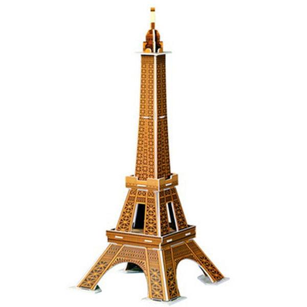 B668-2SиS TOYS Пазл Эйфелева башня 3D