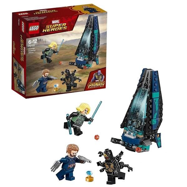 76101 Lego Супер Герои Атака всадников