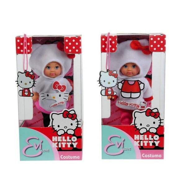 Кукла Еви в костюме Хелло Китти 2 5730972 Simba