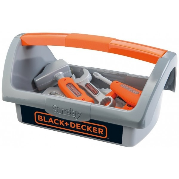 360101 SMOBY Кейс для инструментов Black and Decker