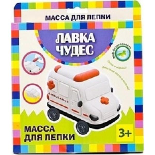 Набор массы для лепки Машина скорой помощи