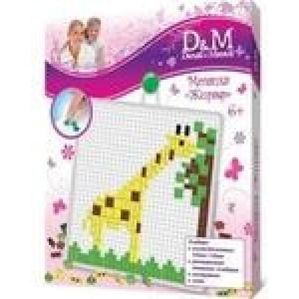 Набор Мозаика - Жираф малый
