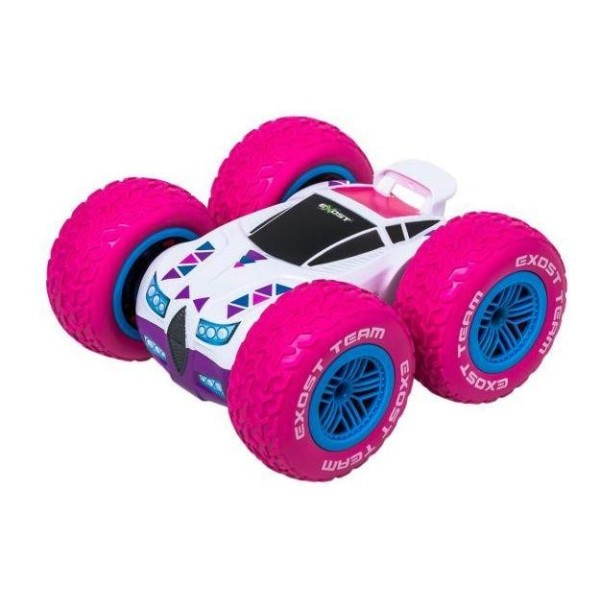 Машина 360 кросс для девочек радиоуправлении 1:18 20145 Silverlit