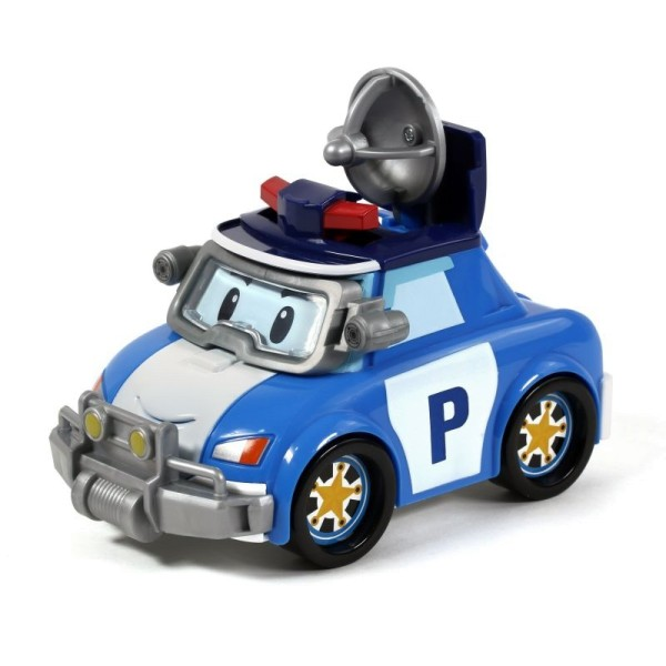 Машинка Поли с аксессуарами 83392 Silverlit