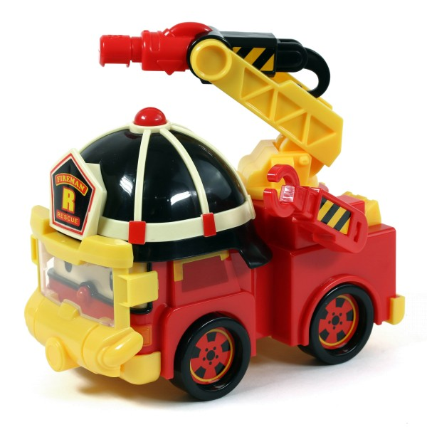 Машинка Рой с аксессуарами 83394 Silverlit