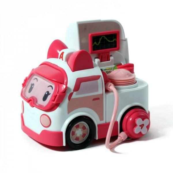 Машинка Эмбер с аксессуарами 83393 Silverlit
